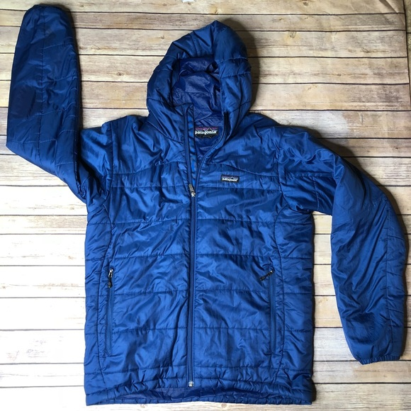 Patagonia Down Sweater Hooded Jacket Men's